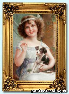 Галерея детского портрета